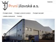 SITO WEB Prvni jilovska a.s.
