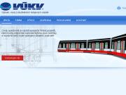 PÁGINA WEB VUKV a.s.
