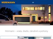 WEBOVÁ STRÁNKA Hörmann Česká republika s.r.o.