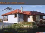 SITO WEB ALUMEX, spol. s r.o. Strechy na klic Praha