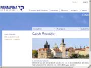 WEBOVÁ STRÁNKA Panalpina Czech s.r.o.