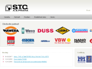 SITO WEB S.T.C. a.s. Praha