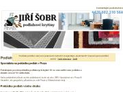 SITO WEB Jiri Sobr - podlahar
