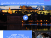 WEBSEITE Maxin PRAGUE s.r.o.