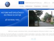 WEBOVÁ STRÁNKA ZEZ, s.r.o. Elektrotepelná zařízení Praha