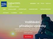 WEBOVÁ STRÁNKA Gradua-CEGOS, s.r.o. Firemní a profesní vzdělávání Praha