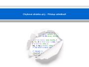 WEBOVÁ STRÁNKA WS plast, s.r.o.