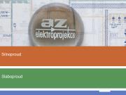 WEBOVÁ STRÁNKA AZ elektroprojekce s.r.o. Měření a regulace Praha