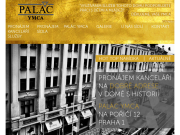WEBOVÁ STRÁNKA Pal�c YMCA, s.r.o. Kancel��sk� prostory pron�jem Praha