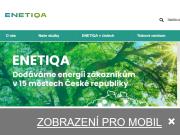 WEBOVÁ STRÁNKA MVV Energie CZ a.s.