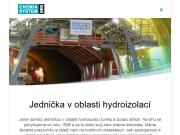 WEBOVÁ STRÁNKA CHEMIA SYSTEM GEO s.r.o. Hydroizolační drenážní systémy Praha