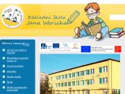 SITO WEB Zakladni skola Jana Wericha Vyuka pro handicapovane deti Praha 6