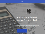 WEBOVÁ STRÁNKA BK AUDIT spol. s r.o.
