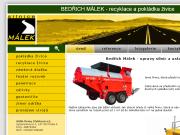 SITO WEB Asfaltovani Malek Praha Oprava, rezani vozovek a chodniku