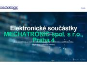 WEBOVÁ STRÁNKA Mechatronic, spol. s r.o.