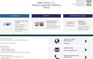 WEBSEITE EKMA PLUS, s.r.o. Vedeni a zpracovani ucetnictvi Praha