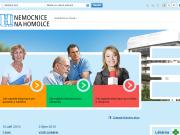WEBOVÁ STRÁNKA Nemocnice Na Homolce Specializovaná péče Praha