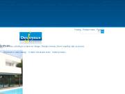 WEBOVÁ STRÁNKA Bazény Desjoyaux, s.r.o. Rodinné betonové bazény