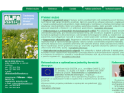 SITO WEB ALFA System s.r.o.