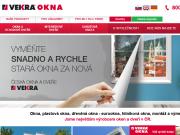 WEBOVÁ STRÁNKA Vekra Okna Window Holding, a.s.