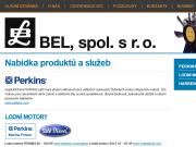 WEBOVÁ STRÁNKA BEL, spol. s r.o. lodní motory Solé