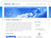 WEBOVÁ STRÁNKA APACHE - EKO, s.r.o.