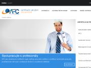 WEBOVÁ STRÁNKA Certifikační sdružení pro personál - APC, z.s. Certifikační programy Praha