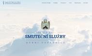 SITO WEB Smutecni sluzby Horni Pocernice Pohrebni sluzba Praha 9