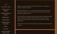 Strona (witryna) internetowa MYSTIC DISTRIBUTION, s.r.o. Okenni parapety Helopal vyroba