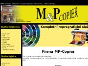 WEBOV� STR�NKA MP COPIER Vladim�r Ma��k