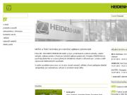 SITO WEB HEIDENHAIN s.r.o.