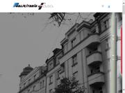 WEBOVÁ STRÁNKA PUBLICITARIA Praha, spol. s r.o. Venkovní - outdoorová reklama