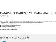 SITO WEB Danove poradenstvi Praha - Ing. Richard Schuh Fiskala RS s.r.o.