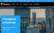 WEBOVÁ STRÁNKA Dial Telecom, a.s. Telekomunikační operátor Praha
