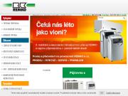 WEBOVÁ STRÁNKA REMKO s.r.o.
