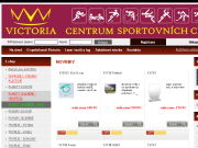 SITO WEB VICTORIA-AG ART, spol. s r.o. Vyroba, prodej sportovni ceny Praha