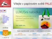 WEBOVÁ STRÁNKA Paleco - Beran Reklamn� ta�ky v�roba Praha