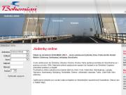 SITO WEB BOHEMIAN LINES, s.r.o. Levne autobusove jizdenky - predprodej