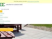 SITO WEB Druzstvo cementaru Zamkova dlazba a tvarnice vyroba Praha