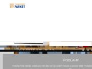 PÁGINA WEB ZAHRADNIK PARKET, spol. s r.o. Podlahy Praha 6