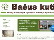 WEBOVÁ STRÁNKA Bašus Kutil Prodej dřeva Praha