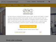 WEBSITE Schachermayer, spol. s r.o. Brno