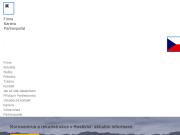 SITO WEB Schachermayer, spol. s r.o. Nabytkove kovani Praha