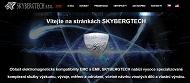 WEBOVÁ STRÁNKA SKYBERGTECH s.r.o. EMC, EMF