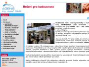 WEBOVÁ STRÁNKA AGENS - Ing. Josef  Dědič Dezinfekce a hygiena Praha