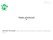 WEBOVÁ STRÁNKA CNI Tisk servis, spol.s r.o.
