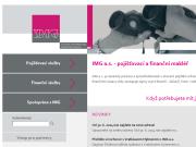 WEBOVÁ STRÁNKA IMG a.s.