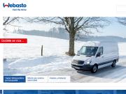 WEBOVÁ STRÁNKA Webasto Thermo & Comfort Czech Republic s.r.o.
