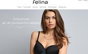 SITO WEB FELINA CR spol.s r.o. Kvalitni damske spodni pradlo