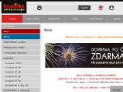 WEBOVÁ STRÁNKA OHŇOSTROJE Krupička, s.r.o. www.pyrotechnika.cz Zábavní pyrotechnika Praha